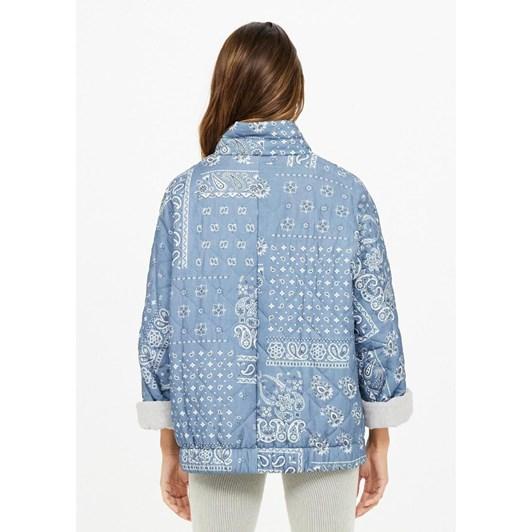 The Upside Bandana Nicola Jacket