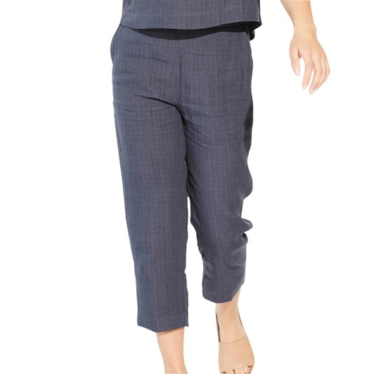 Standard Issue Grid Relaxed Pant
