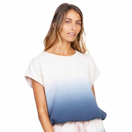 The Upside Dip Dye Lea Top