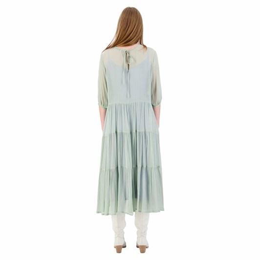 Carlson Waterfall Dress