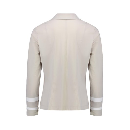 Paula Ryan Banded Trim Jacket