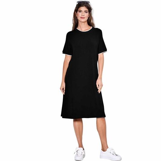 Paula Ryan V Panel Dress