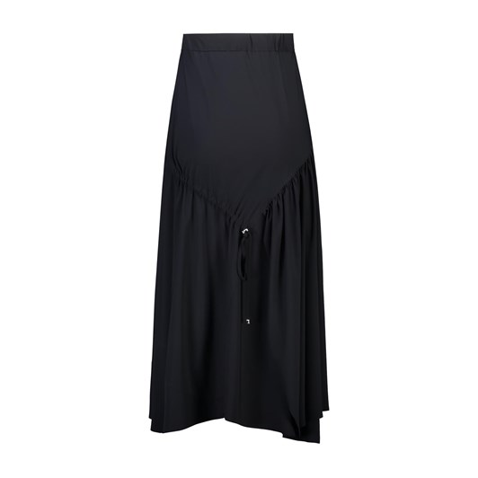 Paula Ryan Deep Basque Drawcord Skirt
