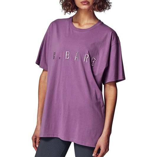 Running Bare Hollywood 90's Relax Tee