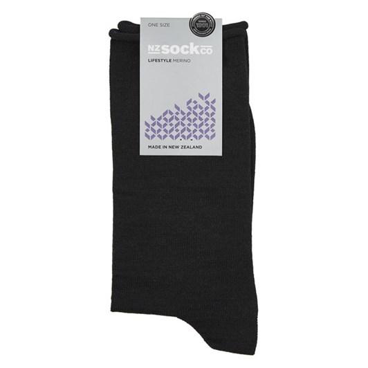 NZ Sock Co Merino Comfort Top Socks