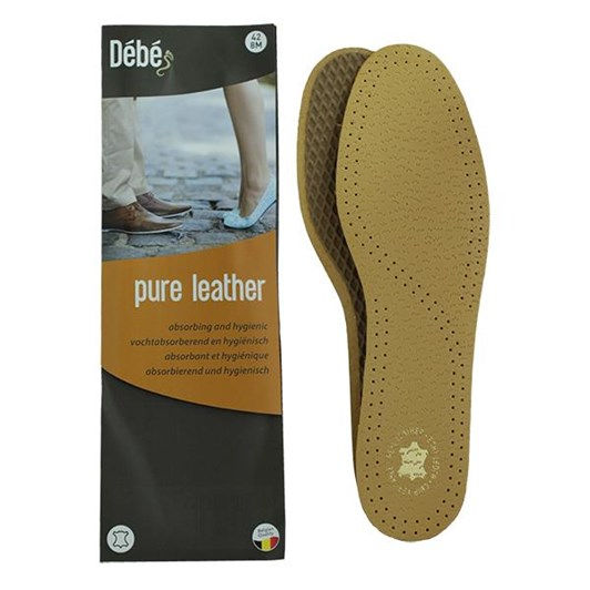 Debe Pure Leather Insole