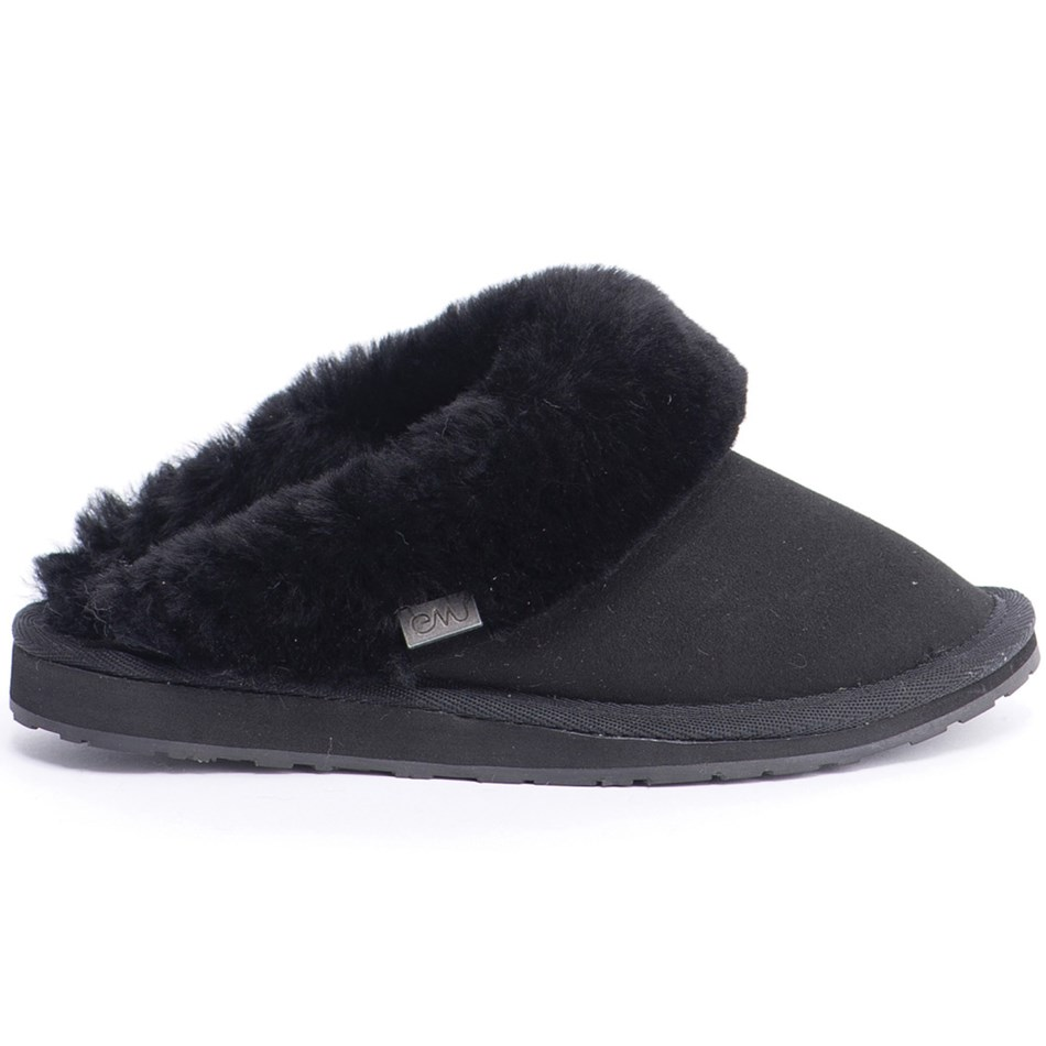 Emu Eden Shoes - black