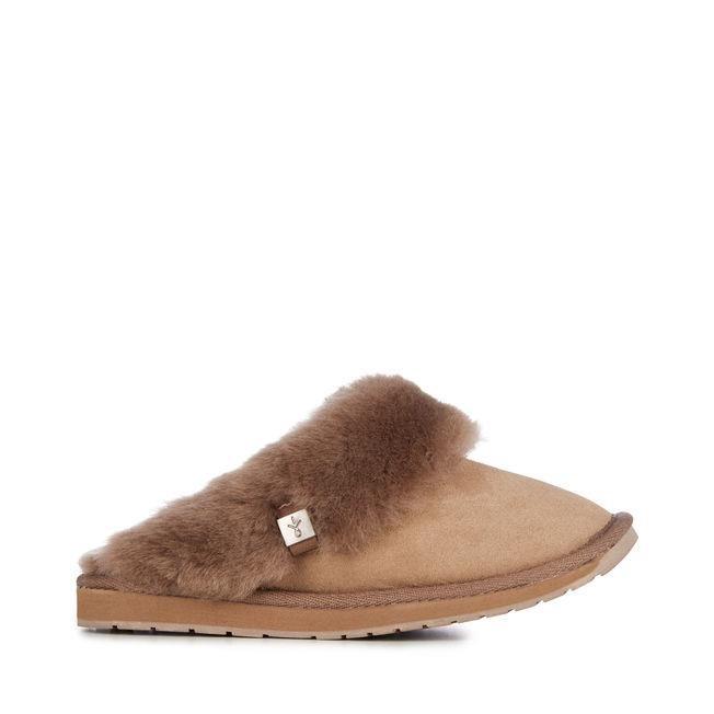 Emu Eden Shoes - mushroom