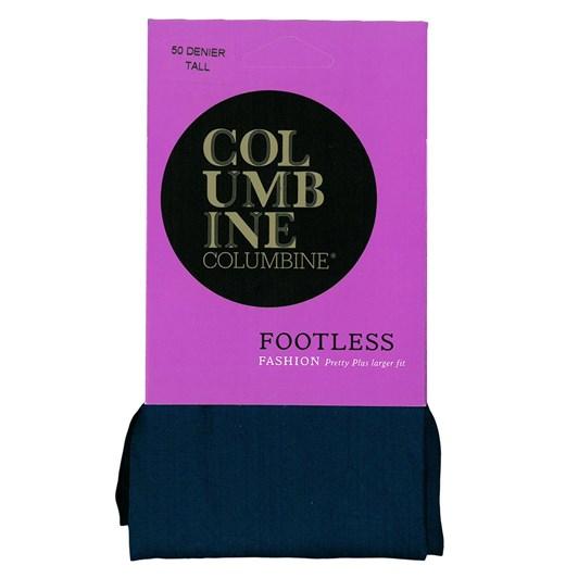 Columbine Pretty Plus Footless Tights