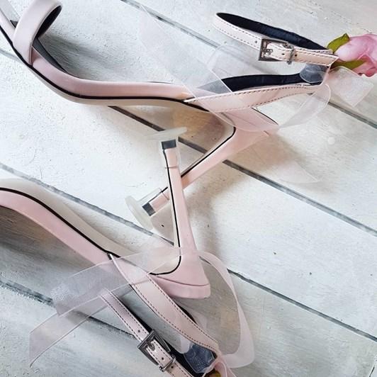 Clean Heels Heel Stoppers - Medium Clear