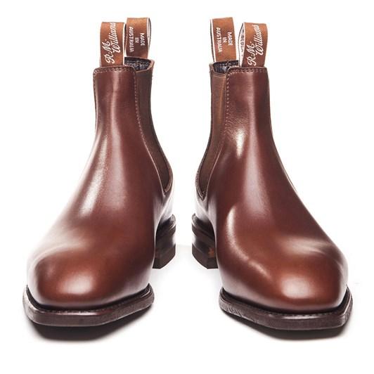 R.M. Williams Ladies Comfort Craftsman Boots - G Fitting