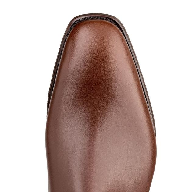 R.M. Williams Ladies Comfort Craftsman Boots - G Fitting - dark tan