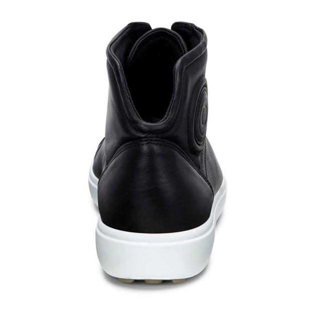 Ecco Soft 7 shoe - black droid
