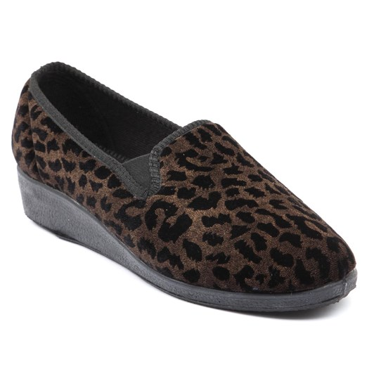 Step lite Twin gusset Slipper