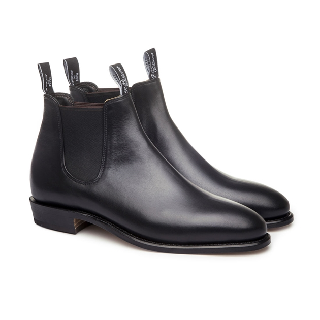 R.M. Williams Adelaide Leather Boot - black
