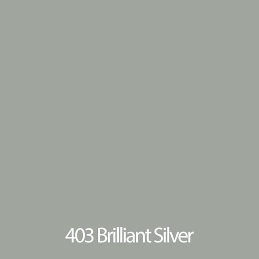 Wrens Leather Cream Jar 50ml 403 Brilliant Silver