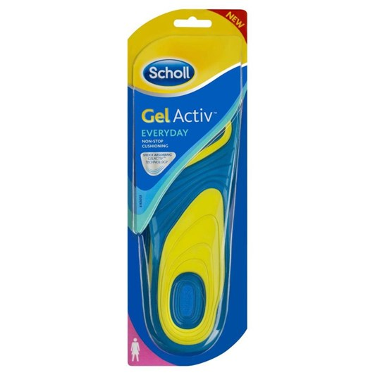 Scholl Gel Activ. Insole Everyday