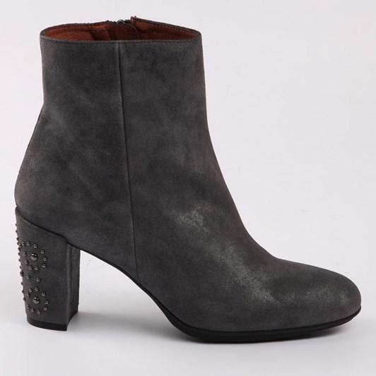 Hispanitas Ankle Boot With Studded Heel