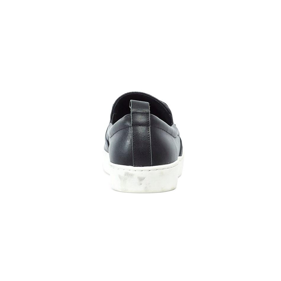 Miss Wilson Rhianna Sneaker Rose Printed Upper  -