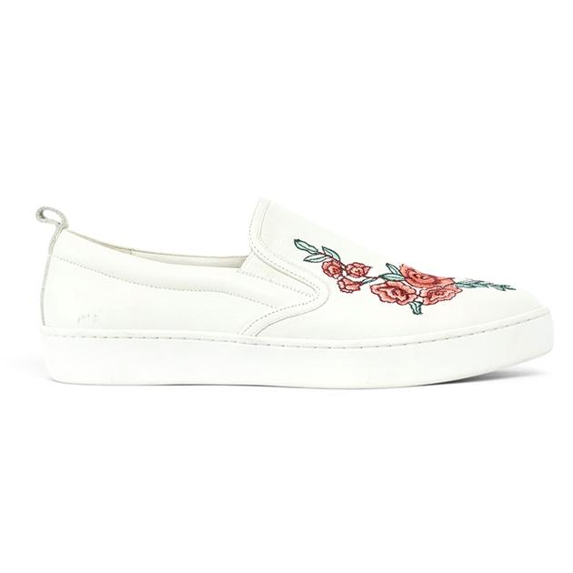 8b102e7694bc Sneakers - Miss Wilson Rhianna Sneaker Rose Printed Upper ...