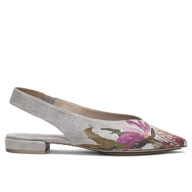 Hispanitas Slingback With Point Toe  - vapor