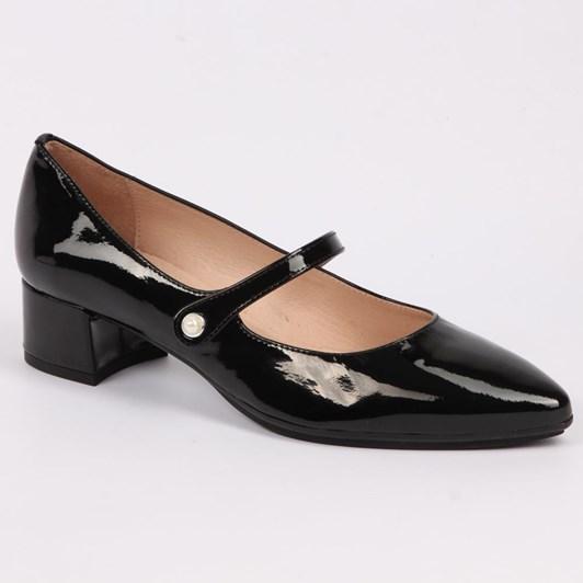 Hispanitas Mary-Jane Shoe With Small Heel