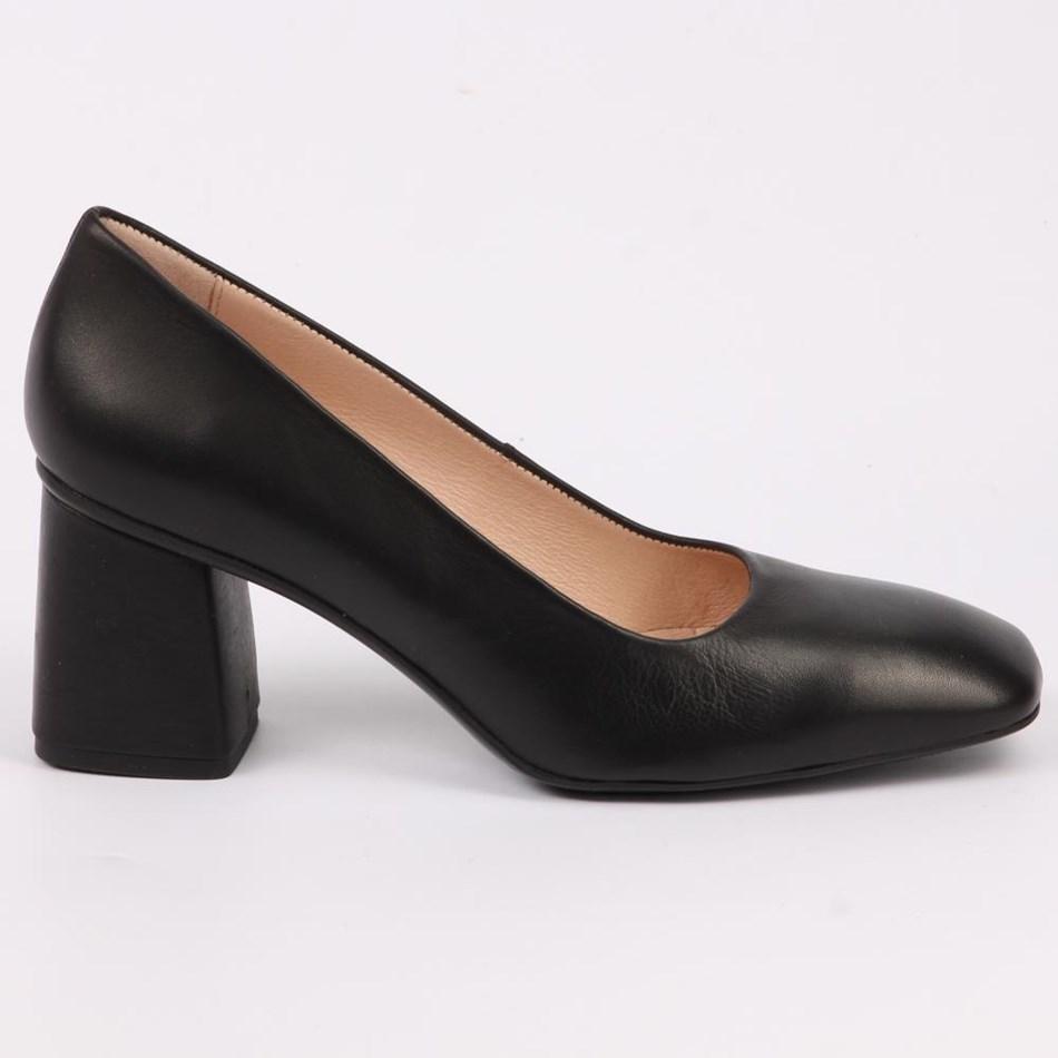 Hispanitas Pump With Higher Heel  - black