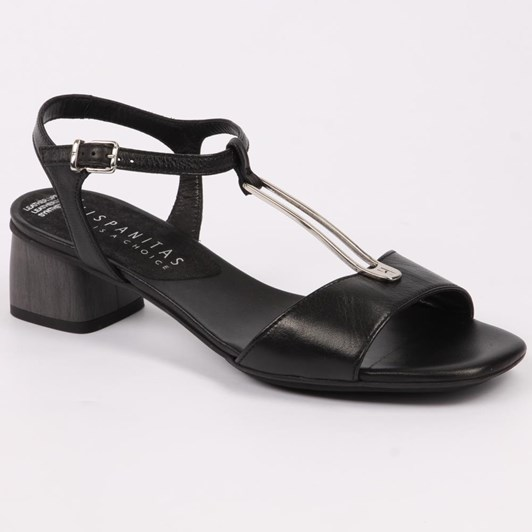 Hispanitas Sandal With Metallic Detail