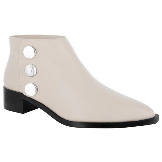 Senso Lionel Low Cut Ankle Boot With Side Studs
