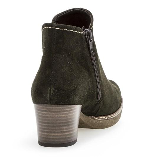 Gabor Block Heel Ankle Boot