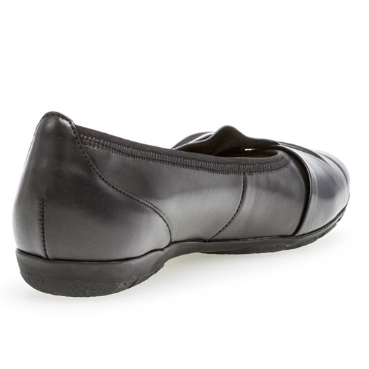 Gabor Knotted Leather Loafer