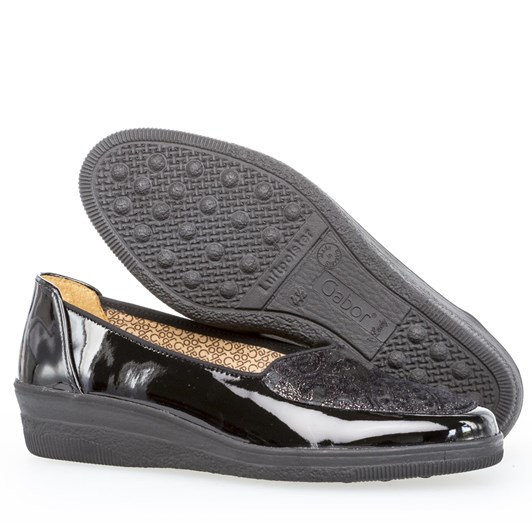 Gabor Wedge Loafer 20mm