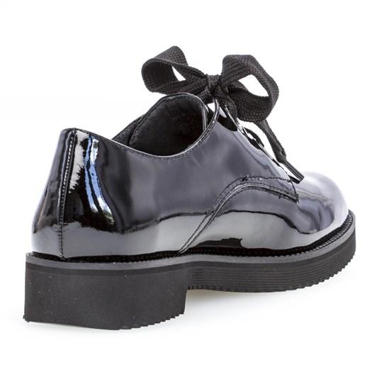Gabor Lace Tie Shoe Patent