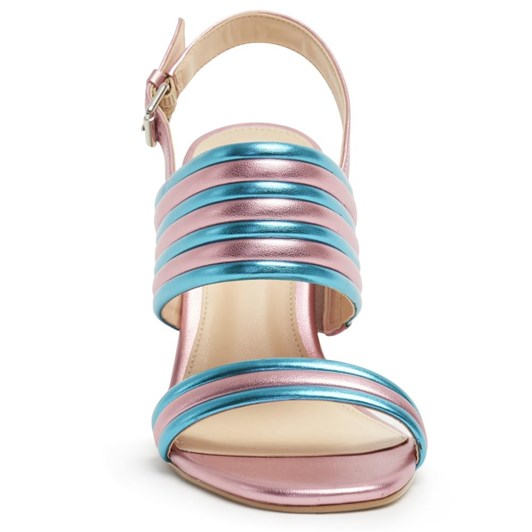 Miss Wilson two-tone sandal