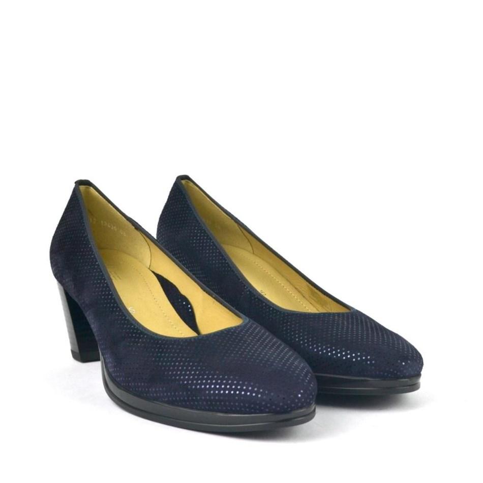 Ara Court Shoe 50mm - navy
