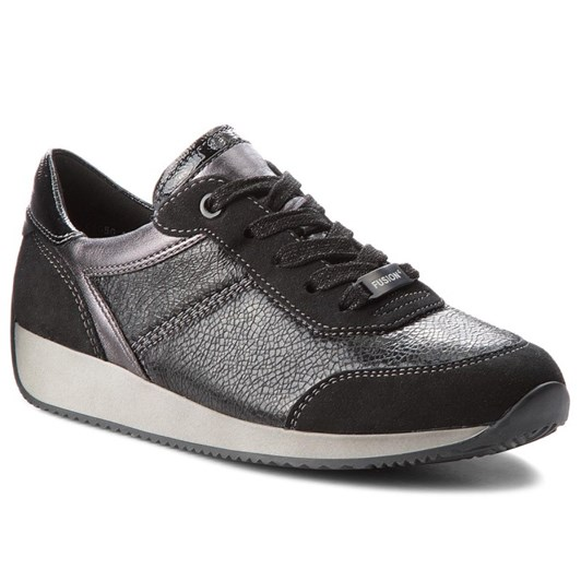 Ara Casual Panelled Shoe