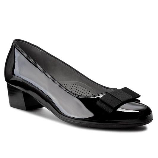 Ara Court Shoe Bow Detail