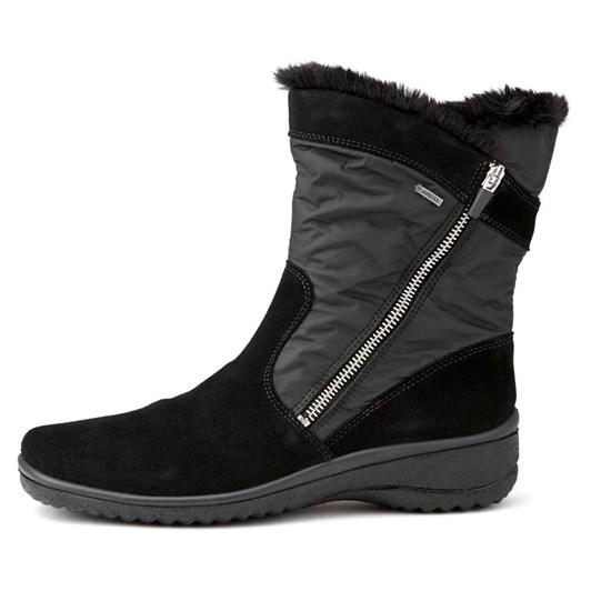 Ara Gore-Tex Fur Zip Boot