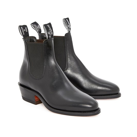 R.M Williams Lady Yearling Leather Sole