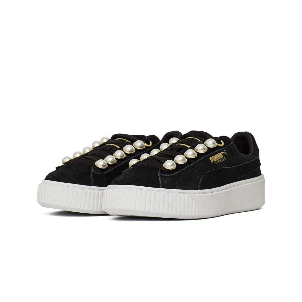 Women's Shoes Puma Suede Platform Bling Wn'S Ballantynes