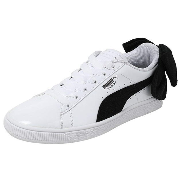 ef1f71a66c82 Sneakers - Puma Basket Bow Sneakers - Ballantynes Department Store