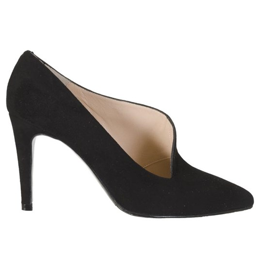 Brenda Zaro Side Open Stiletto Heel