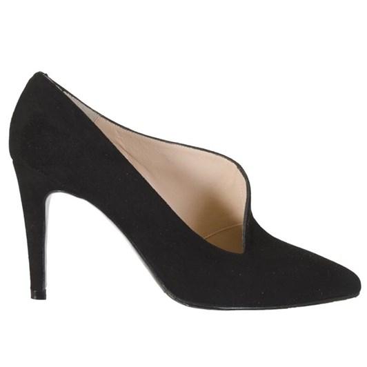 Brenda Zaro Side Open Stiletto Heel