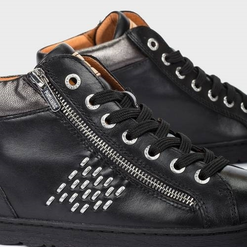 Pikolinos High Sneaker - black