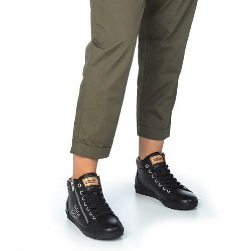Pikolinos High Sneaker - black