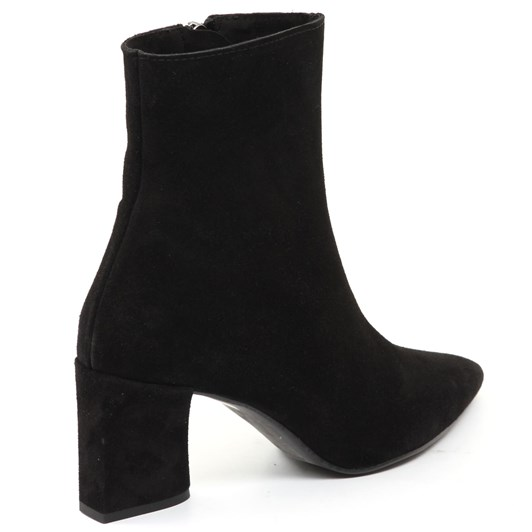Lokas Suede Leather Point Boot