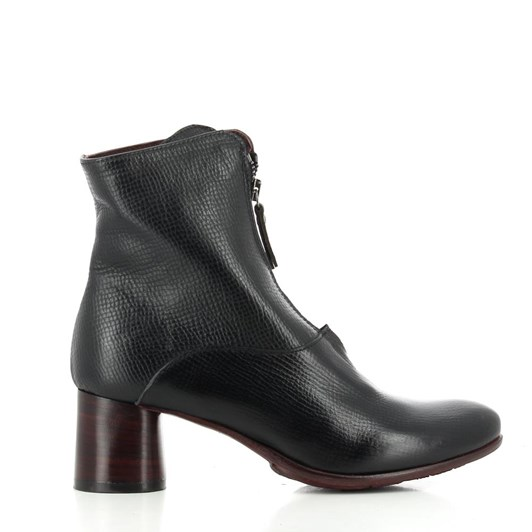 Lilimill Ankle Boot Zip Front