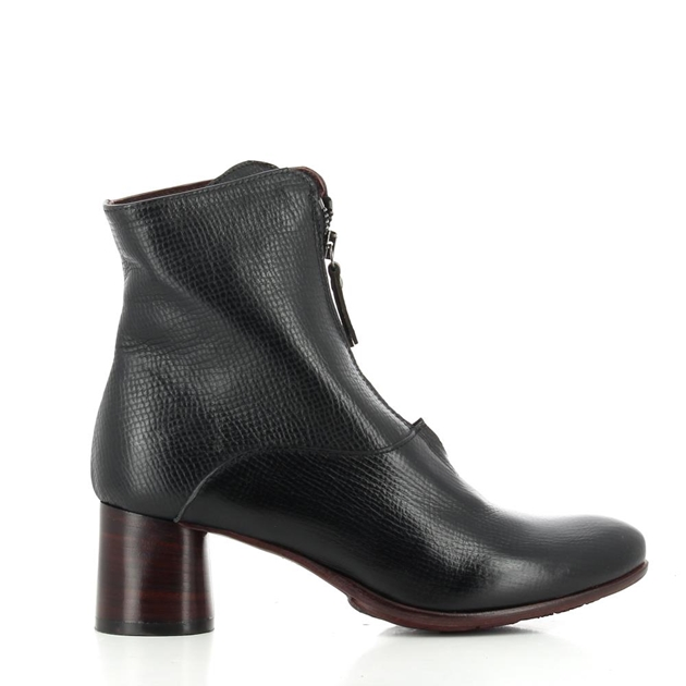 Lilimill Ankle Boot Zip Front -