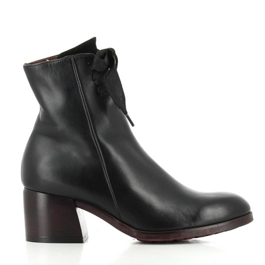 Lilimill Ankle Boot Tie Front