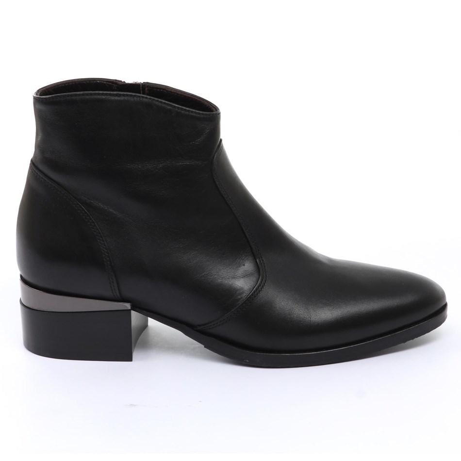 Laura Bellariva 2143 F.031 Vitello Nero/Leather - vitello nero lea